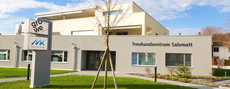 growe treuhand ag - Standort Mellingen